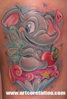 elefant by EvlogievaPetja