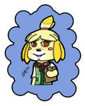 Smug Like A Bug Isabelle Part 2 by chelano
