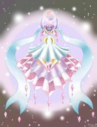 Mega Diancie by Kweh-chan