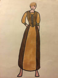 Peasant Fashion  by aufhockerbiss