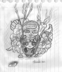 Ofrenda-chan by Jinshi0k