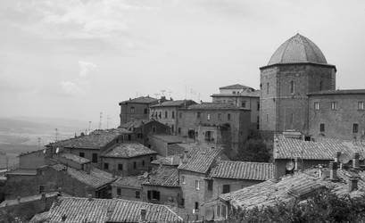 Italian village by derodeschoentjes