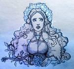 Lyanna Stark by Kordelia