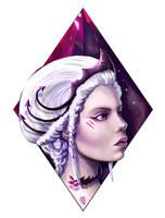 Daenerys Stormborn by Kordelia