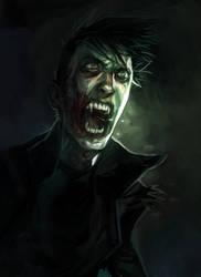 vampireeee by znodden