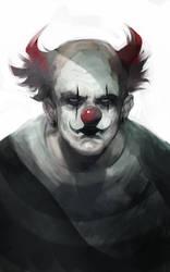 Nice Clown by znodden