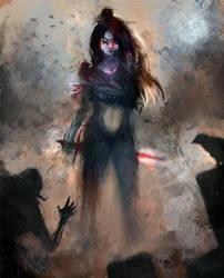 Vampire Hunter by kungfoowiz