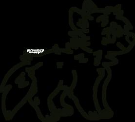 Free Pixel Woof by Coywolfy