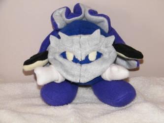 Meta Knight Plush by ladyarah
