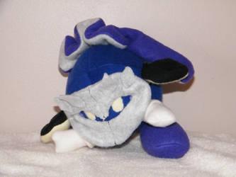 Meta Knight Plush 2 by ladyarah