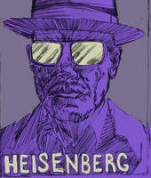 HEISENBERG by mikefasano