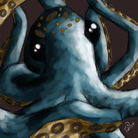 Octopus by Twisticide