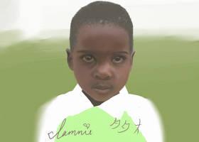 Nyaradzo - WIP2 by iamniquey