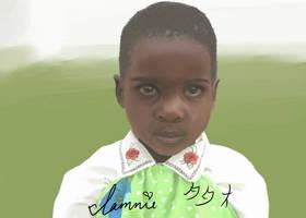 Nyaradzo - WIP3 by iamniquey