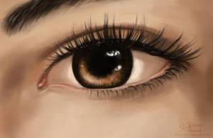 New Eye-D by iamniquey