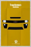 Transformers Minimal Poster by Chadski51