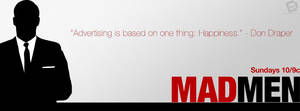 Mad Men FB Cover Photo Ver. 2 by Chadski51