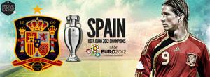 Spain UEFA 2012 Facebook cover photo by Chadski51