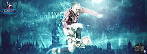 Wayne Rooney FB Cover Photo by Chadski51