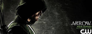 Arrow Facebook Cover Photo by Chadski51