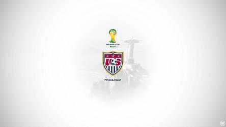 USA Soccer Brazil Bound by Chadski51