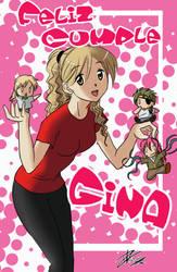 Ginaaa!!! by ralpestein