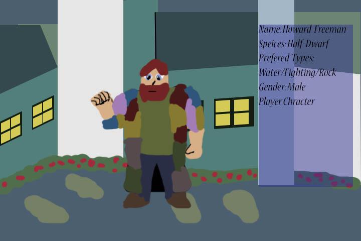 Reference-Howard by Pkmn-Freak