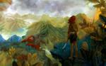 A New Sky by Katchoute