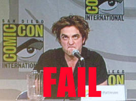 Edward Cullen FAIL by X-TENLovesAnime