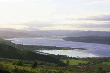 Struie Point Scotland by Lynne-Abley-Burton