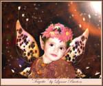 Fayette the little fairy by Lynne-Abley-Burton