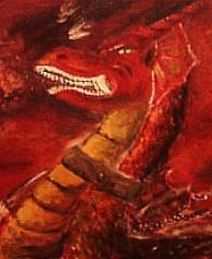 Dragon's Roar by elphabanessarose