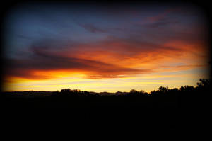 Painted Sky by Ellethwyn