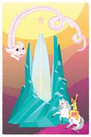 The Ivory Tower by mirandajane