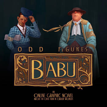 ODDfigures' Babu by Steenhuisen