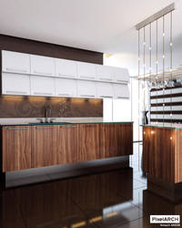 Kitchen 01 by temtaker
