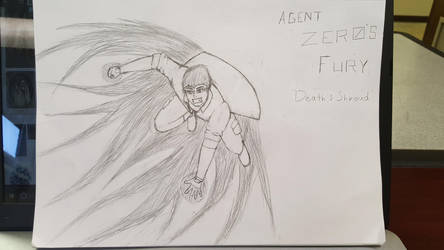 Agent Zero's Fury (Elemental Project Ref) by Sable-The-Wolf