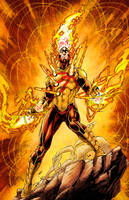 Firestorm by CallahanColor