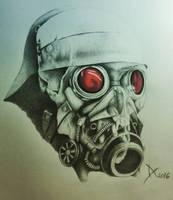 death beneath by DareXart