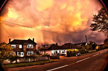Cloud scape. by LubelleCreativeSpark