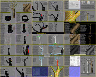 Creating a Tree for Games by saunteringstep