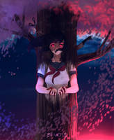 The Hanging Tree   Yandere Simulator by mcfle