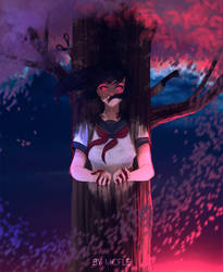 The Hanging Tree | Yandere Simulator by mcfle