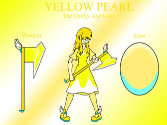 Yellow Pearl by Jolttenks
