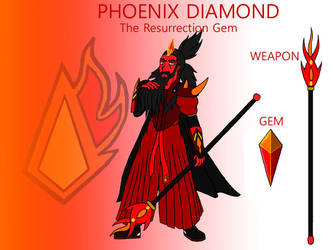 Phoenix Diamond by Jolttenks
