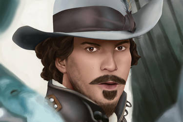 The Musketeers - Aramis by celientje125