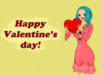 Happy Valentine's day - Vivi by V1Pus