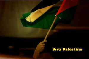 Viva Palestine by Mimikuku