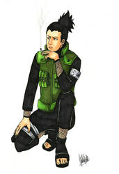 Generic Shikamaru by kemu