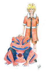Little Orphan Naruto by kemu